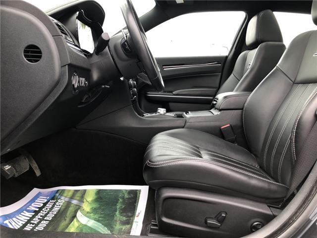 2018 Chrysler 300 S (Stk: -) in Kemptville - Image 13 of 29