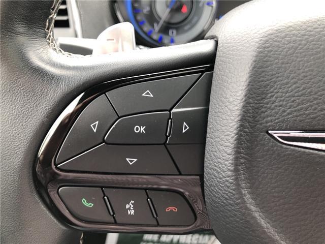 2018 Chrysler 300 S (Stk: -) in Kemptville - Image 15 of 29