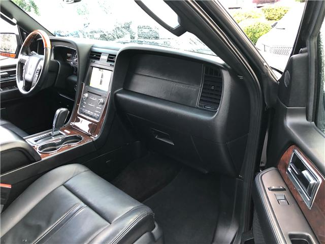 2016 Lincoln Navigator L Select (Stk: LP19187) in Vancouver - Image 22 of 24