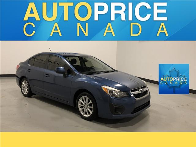 2013 Subaru Impreza 2.0i Touring Package (Stk: D0143A) in Mississauga - Image 1 of 26