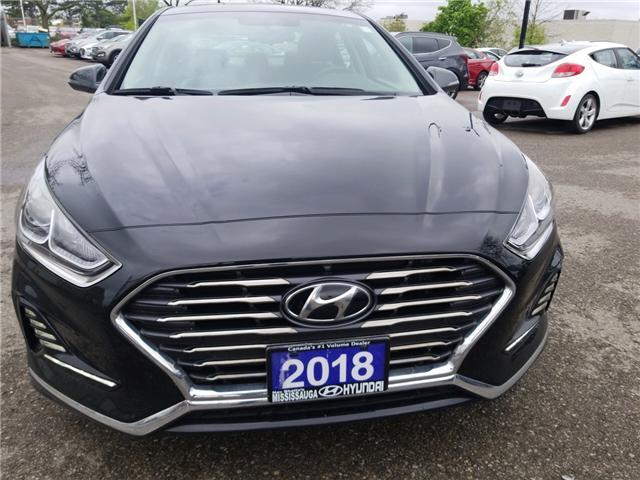 2018 Hyundai Sonata GLS (Stk: OP10334) in Mississauga - Image 2 of 21