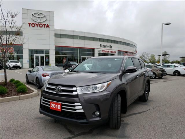 2018 Toyota Highlander LE (Stk: P1821) in Whitchurch-Stouffville - Image 1 of 14