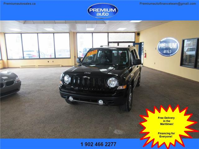 2016 Jeep Patriot Sport/North (Stk: 595190) in Dartmouth - Image 1 of 22