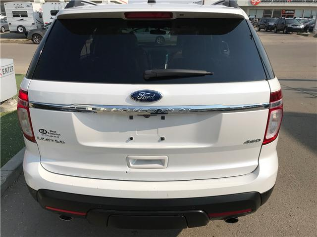 2011 Ford Explorer Limited (Stk: 21727A) in Edmonton - Image 7 of 27