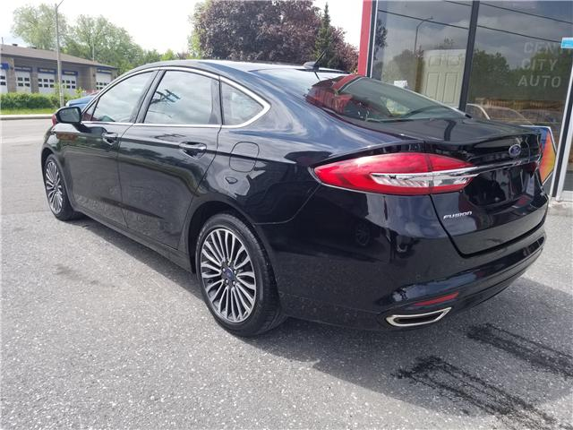 2017 Ford Fusion SE (Stk: DE19328) in Ottawa - Image 2 of 16