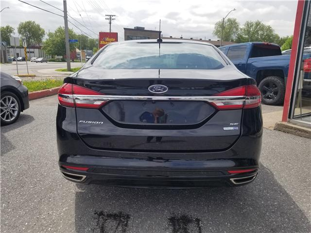 2017 Ford Fusion SE (Stk: DE19328) in Ottawa - Image 3 of 16