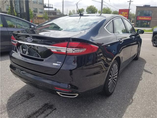 2017 Ford Fusion SE (Stk: DE19328) in Ottawa - Image 4 of 16
