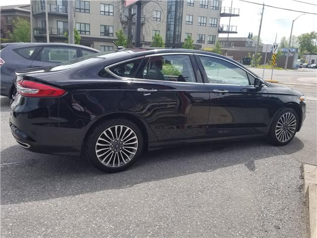 2017 Ford Fusion SE (Stk: DE19328) in Ottawa - Image 5 of 16