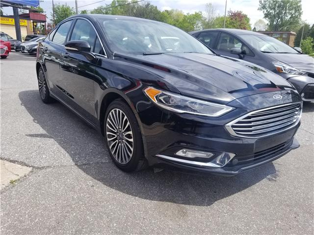 2017 Ford Fusion SE (Stk: DE19328) in Ottawa - Image 6 of 16