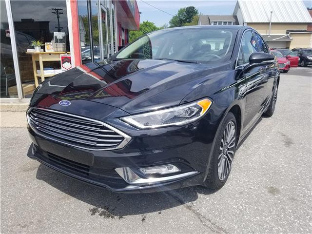 2017 Ford Fusion SE (Stk: DE19328) in Ottawa - Image 8 of 16