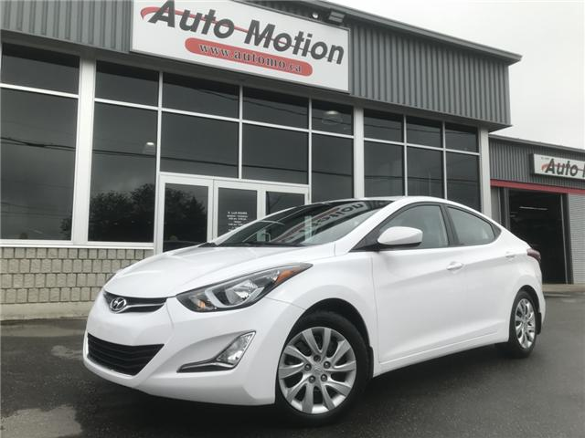 2015 Hyundai Elantra  (Stk: 19521) in Chatham - Image 1 of 20