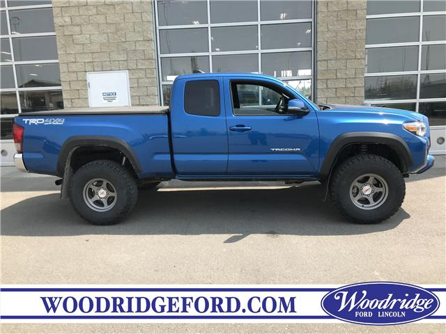 2016 Toyota Tacoma TRD Off Road (Stk: J-2471A) in Calgary - Image 2 of 20