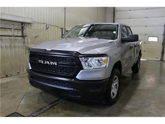 2019 RAM 1500 25A Tradesman (Stk: KT072) in Rocky Mountain House - Image 1 of 21