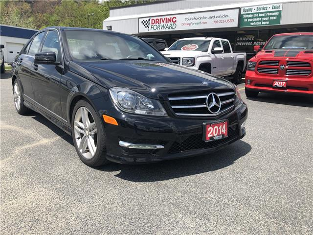 2014 Mercedes-Benz C-Class Base (Stk: ZBULL) in Sudbury - Image 1 of 18