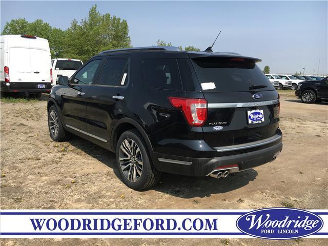 2019 Ford Explorer Platinum (Stk: K-288) in Calgary - Image 3 of 5