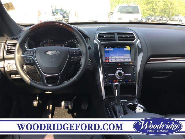 2019 Ford Explorer Platinum (Stk: K-288) in Calgary - Image 4 of 5