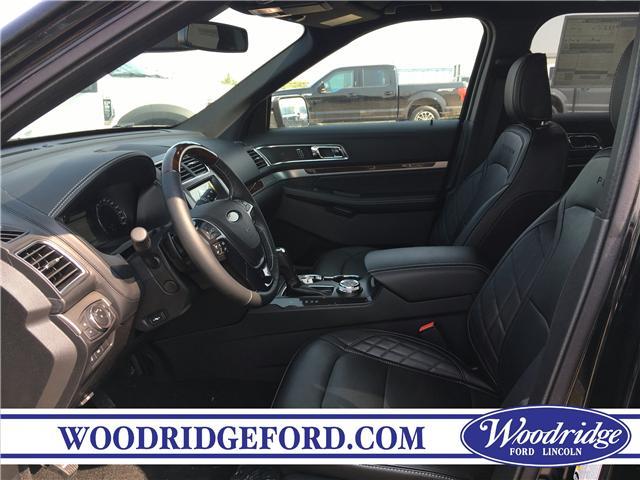 2019 Ford Explorer Platinum (Stk: K-288) in Calgary - Image 5 of 5
