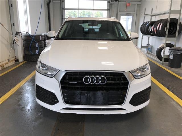 2018 Audi Q3 2.0T Progressiv (Stk: P0673) in Owen Sound - Image 2 of 12