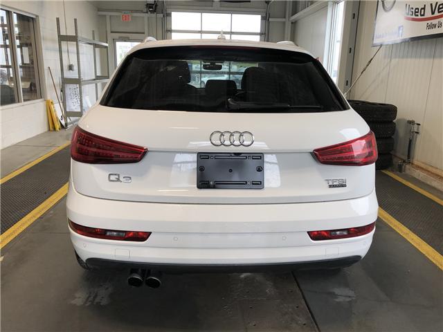 2018 Audi Q3 2.0T Progressiv (Stk: P0673) in Owen Sound - Image 4 of 12