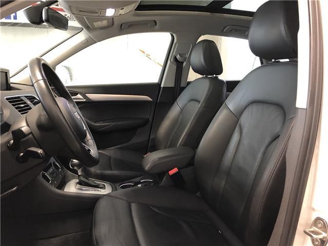 2018 Audi Q3 2.0T Progressiv (Stk: P0673) in Owen Sound - Image 10 of 12