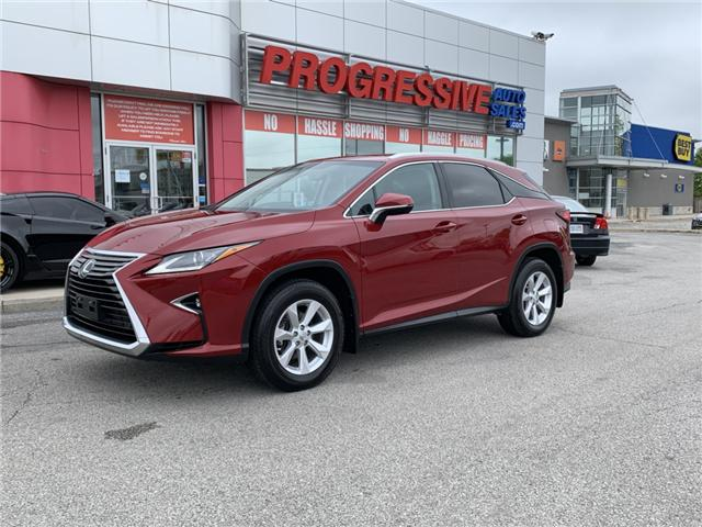 2016 Lexus RX 350 Base (Stk: GC027124) in Sarnia - Image 1 of 26