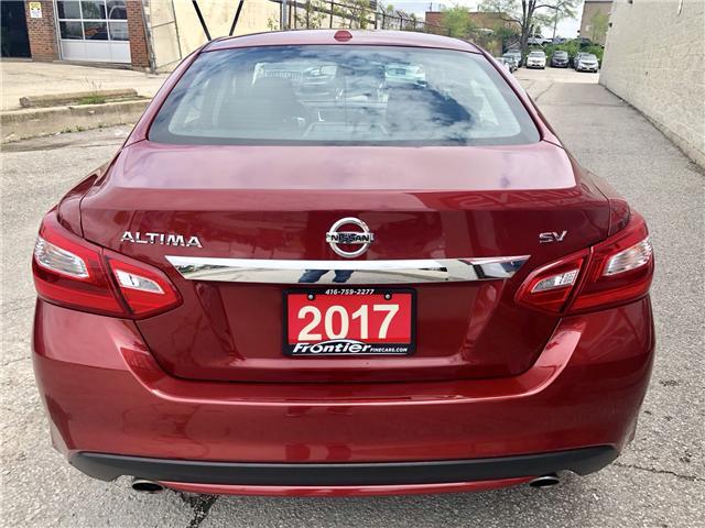 2017 Nissan Altima 2.5 SV (Stk: 355822) in Toronto - Image 6 of 14