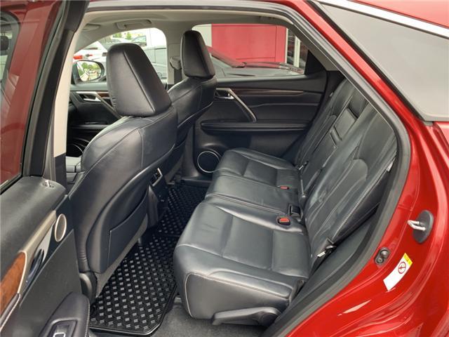 2016 Lexus RX 350 Base (Stk: GC027124) in Sarnia - Image 10 of 26