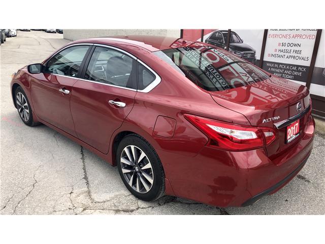 2017 Nissan Altima 2.5 SV (Stk: 355822) in Toronto - Image 7 of 14