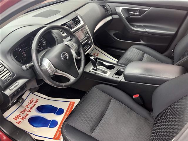 2017 Nissan Altima 2.5 SV (Stk: 355822) in Toronto - Image 9 of 14