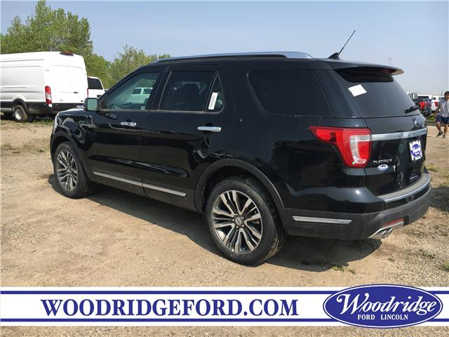 2019 Ford Explorer Platinum (Stk: K-336) in Calgary - Image 3 of 5