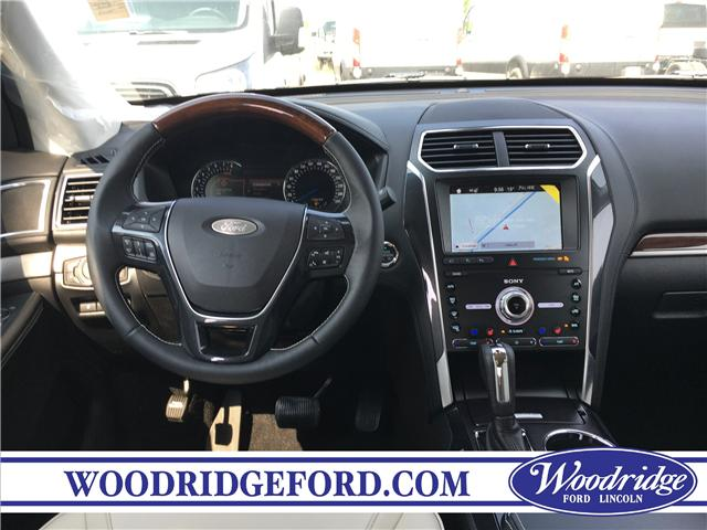 2019 Ford Explorer Platinum (Stk: K-336) in Calgary - Image 4 of 5
