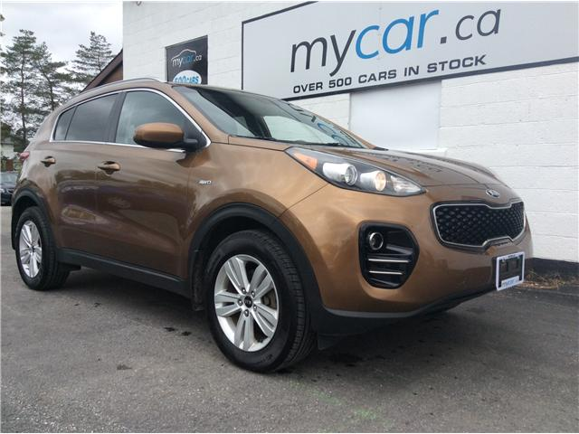 2017 Kia Sportage LX (Stk: 190593) in Kingston - Image 1 of 20