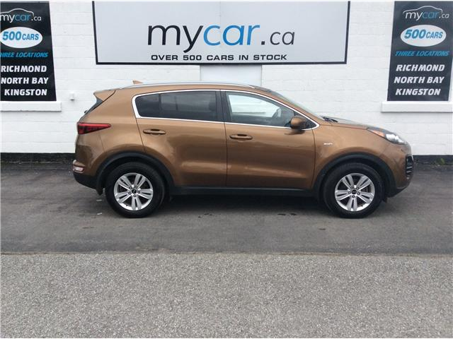 2017 Kia Sportage LX (Stk: 190593) in Richmond - Image 2 of 20