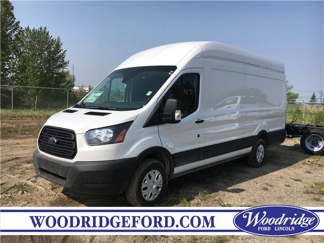 2019 Ford Transit-350 Base (Stk: K-1039) in Calgary - Image 1 of 6