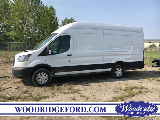 2019 Ford Transit-350 Base (Stk: K-1039) in Calgary - Image 2 of 6