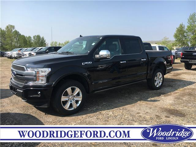2019 Ford F-150 Platinum (Stk: K-1122) in Calgary - Image 1 of 5