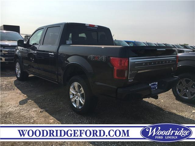 2019 Ford F-150 Platinum (Stk: K-1122) in Calgary - Image 3 of 5