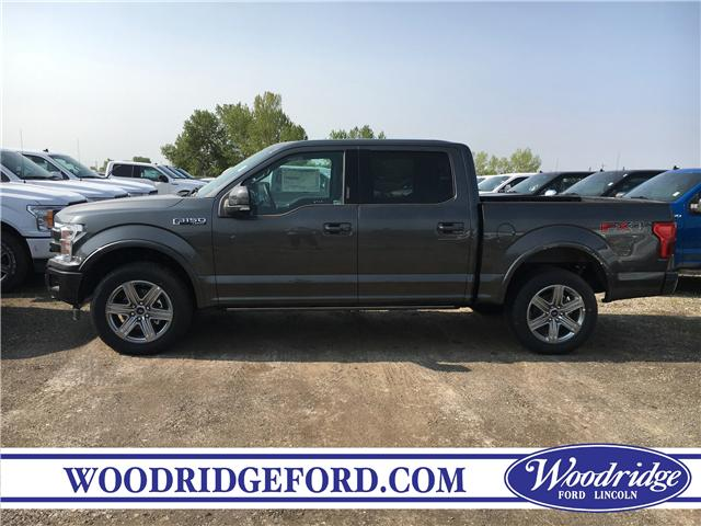 2019 Ford F-150 Lariat (Stk: K-1198) in Calgary - Image 2 of 5