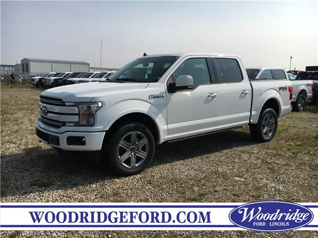 2019 Ford F-150 Lariat (Stk: K-1401) in Calgary - Image 1 of 5