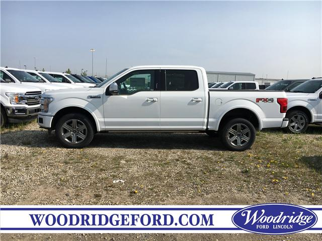 2019 Ford F-150 Lariat (Stk: K-1401) in Calgary - Image 2 of 5