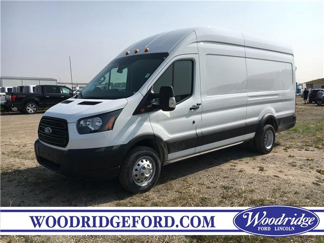 2019 Ford Transit-350 Base (Stk: K-1423) in Calgary - Image 1 of 6