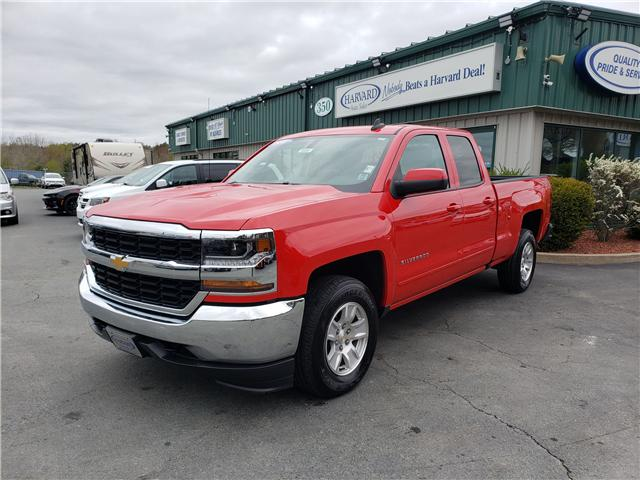 2018 Chevrolet Silverado 1500 1LT (Stk: 10381) in Lower Sackville - Image 1 of 17