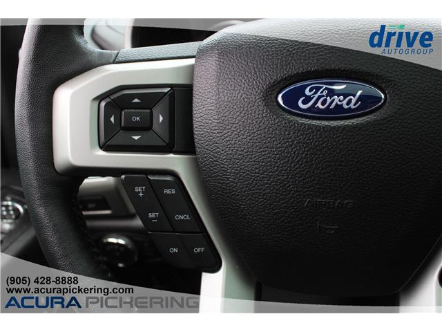 2017 Ford F-150 Lariat (Stk: AP4816A) in Pickering - Image 19 of 30
