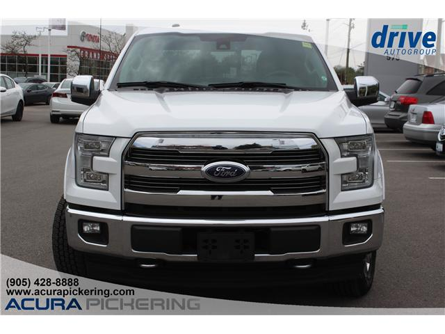 2017 Ford F-150 Lariat (Stk: AP4816A) in Pickering - Image 4 of 30