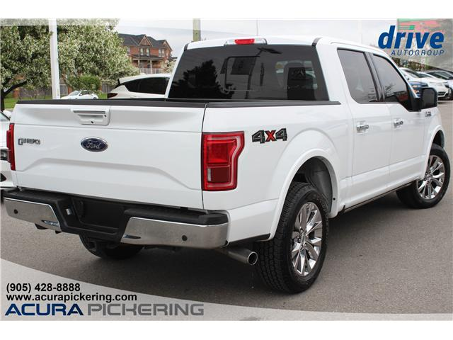 2017 Ford F-150 Lariat (Stk: AP4816A) in Pickering - Image 7 of 30