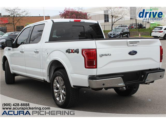 2017 Ford F-150 Lariat (Stk: AP4816A) in Pickering - Image 10 of 30