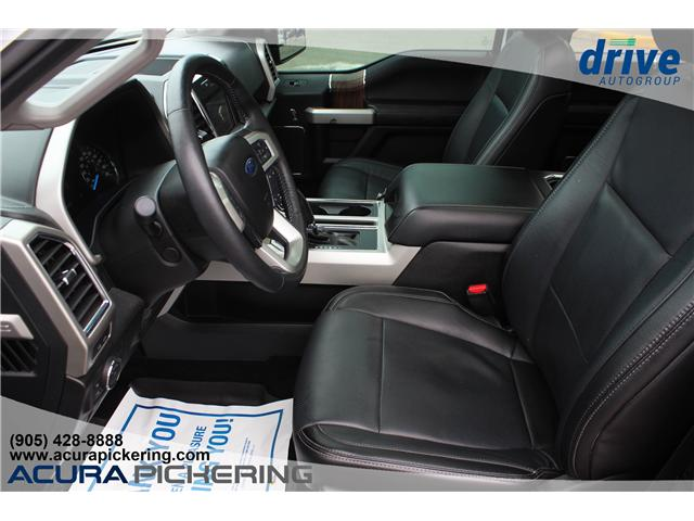 2017 Ford F-150 Lariat (Stk: AP4816A) in Pickering - Image 11 of 30