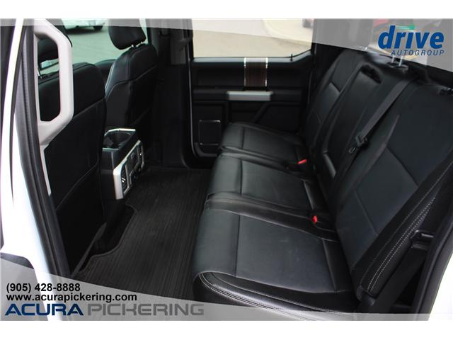 2017 Ford F-150 Lariat (Stk: AP4816A) in Pickering - Image 25 of 30
