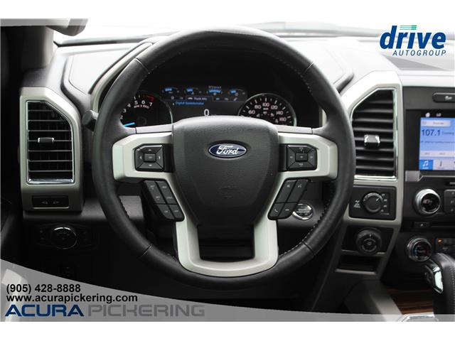 2017 Ford F-150 Lariat (Stk: AP4816A) in Pickering - Image 12 of 30