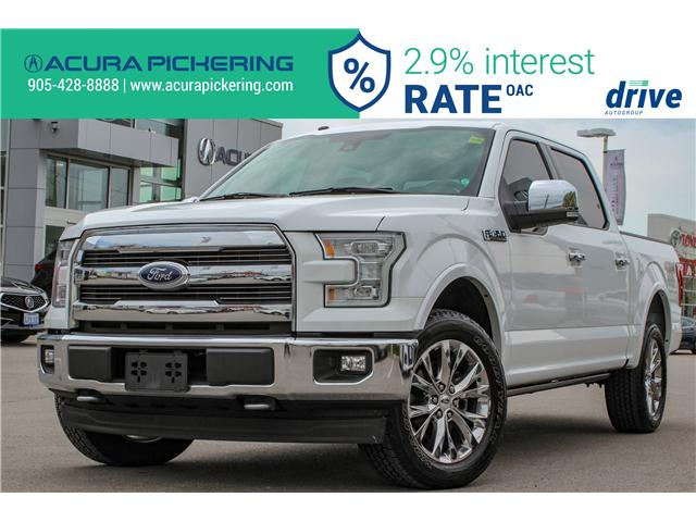 2017 Ford F-150 Lariat (Stk: AP4816A) in Pickering - Image 1 of 30